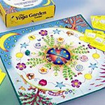 photo of Yoga Garden Game components